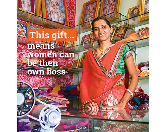 Women Can Be Their Own Boss - Gifts for Life