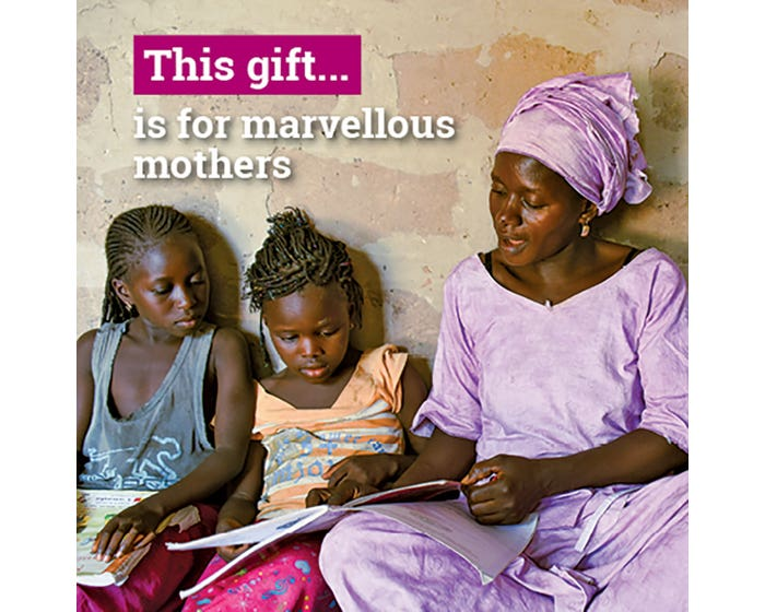 For Marvellous Mothers - Gifts for Life