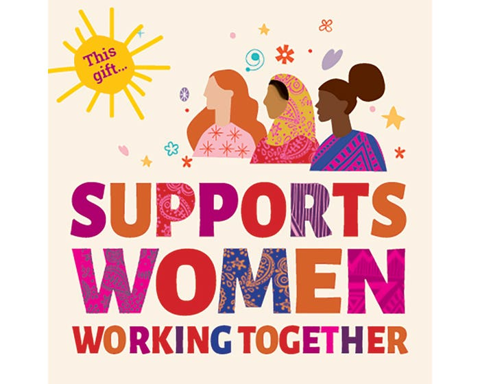Women Working Together - Gifts for Life