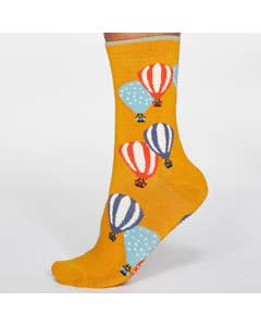 Thought Women's Bamboo Blend Louisa Air Balloon Socks