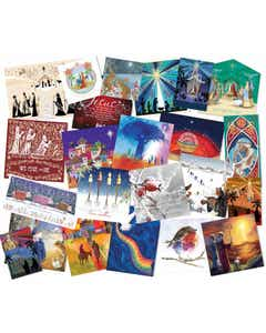 Christmas Cards Sample Pack AW21 (44 Cards)