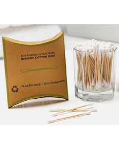 Bamboo Cotton Buds - 100 Pack