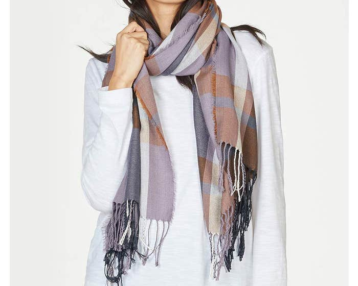 Thought Winnefred 100% Recycled Scarf in Gift Box