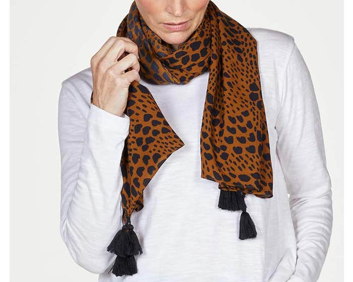 Thought Leonie 100% Ecovero Scarf