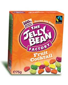 The Jelly Bean Factory Fruit Cocktail Flavour (75g)