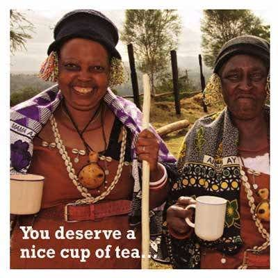 A Nice Cup of Tea - Gifts for Life
