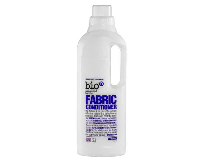 Bio-D Fabric Conditioner with Lavender (1 Litre) SINGLE