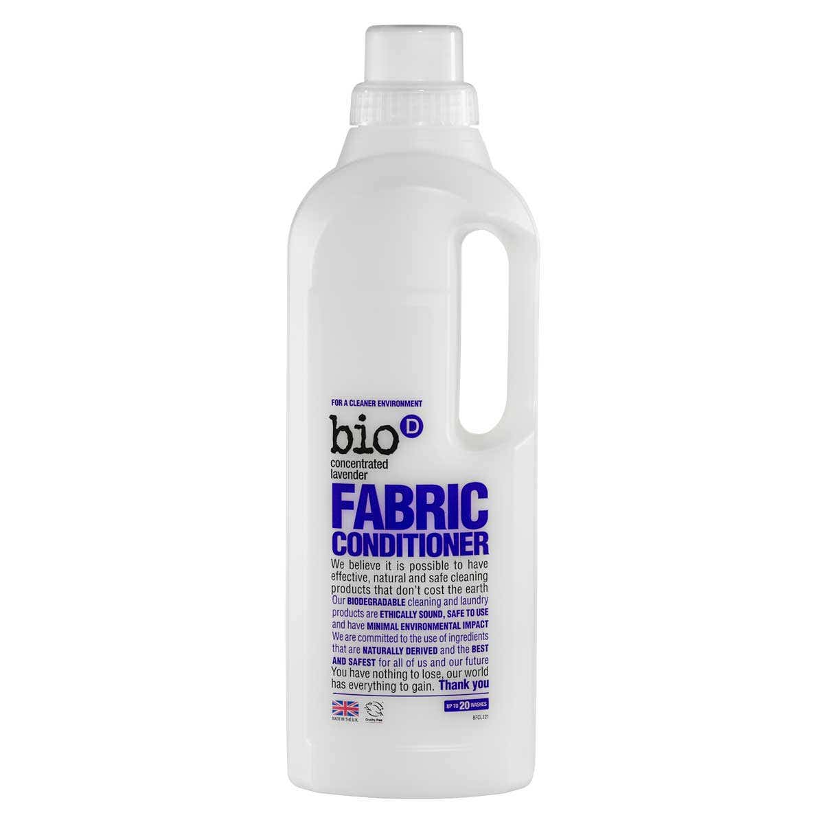 Bio-D Fabric Conditioner with Lavender (1 Litre)
