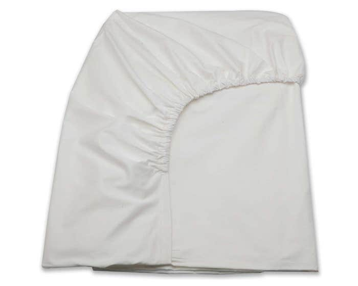 Organic Cotton Fitted Sheet (Single)