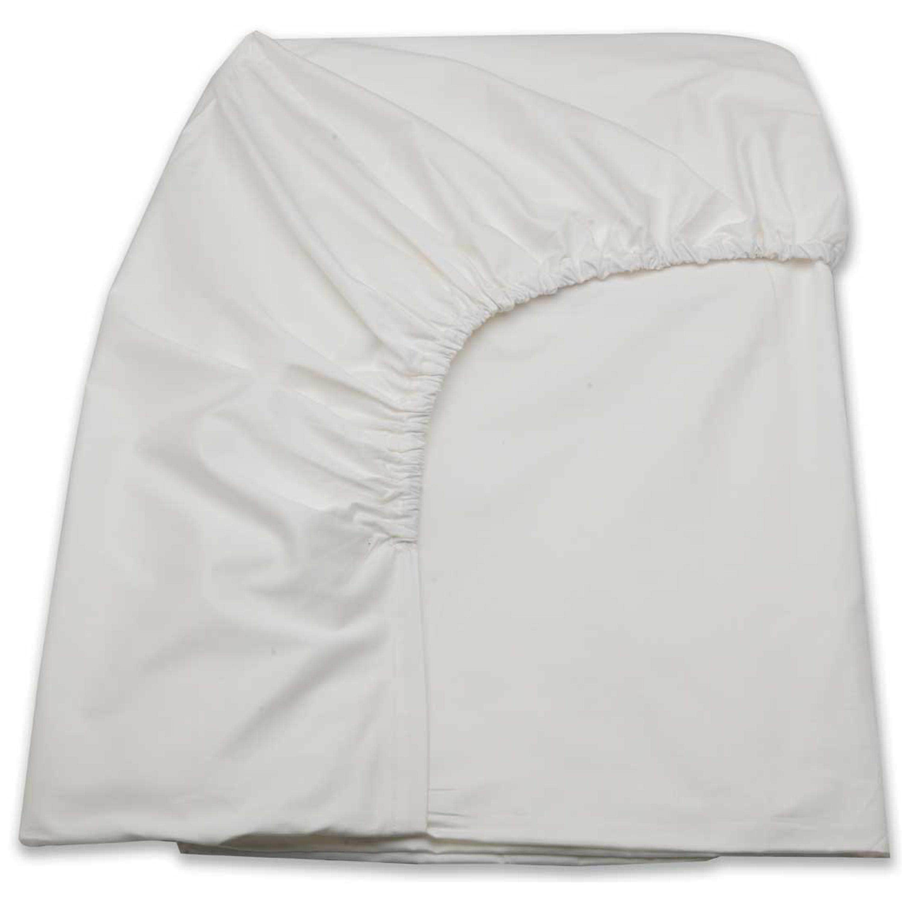 Organic Cotton Fitted Sheet (King Size)