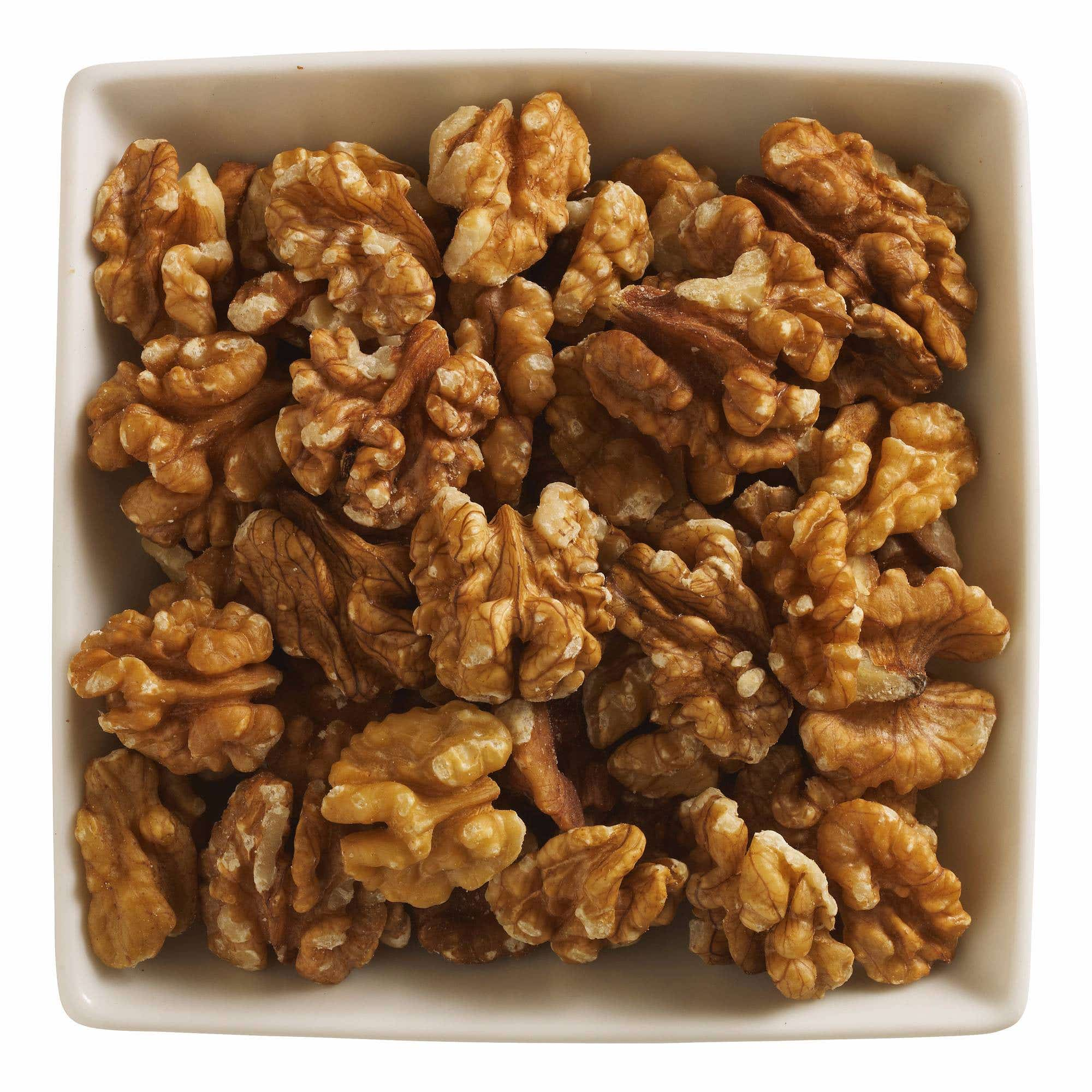 Tropical Wholefoods Organic Walnuts (6x125g) CASE