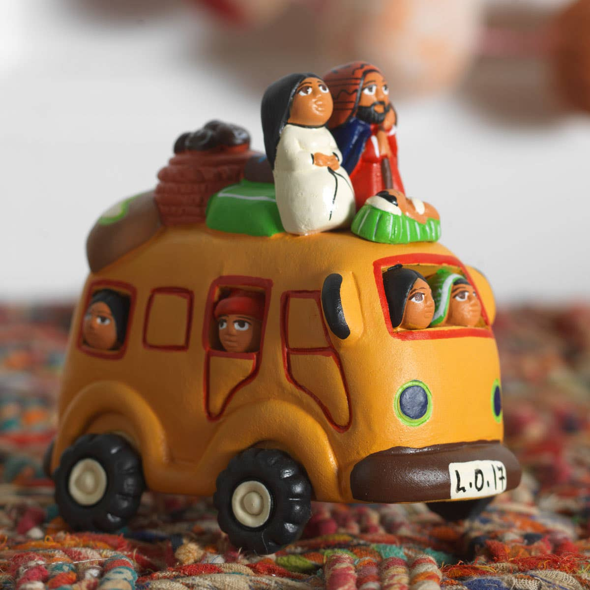 Campervan Nativity
