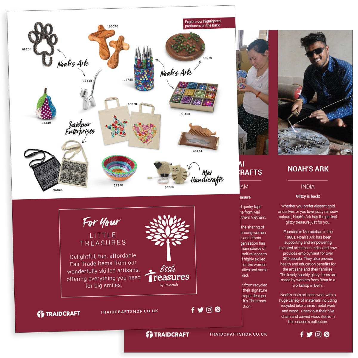 Point of Sale Poster - Little Treasures