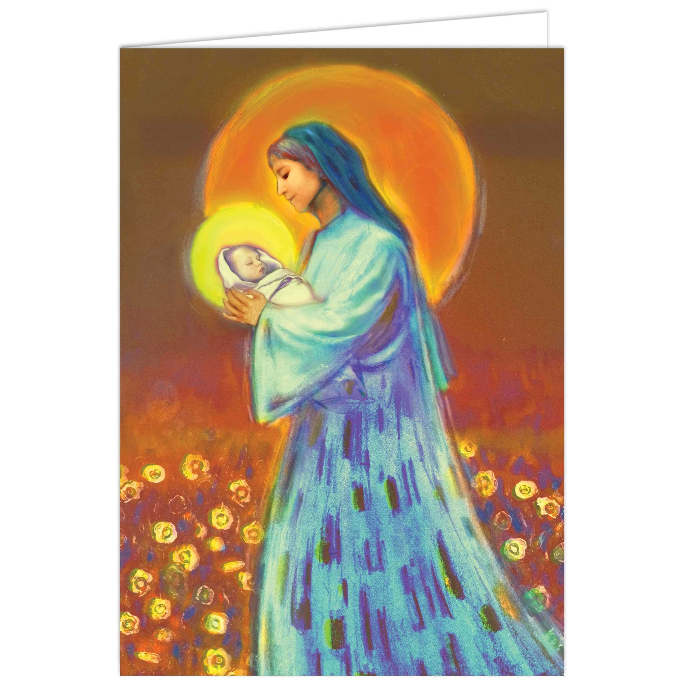Mary and Child Cards