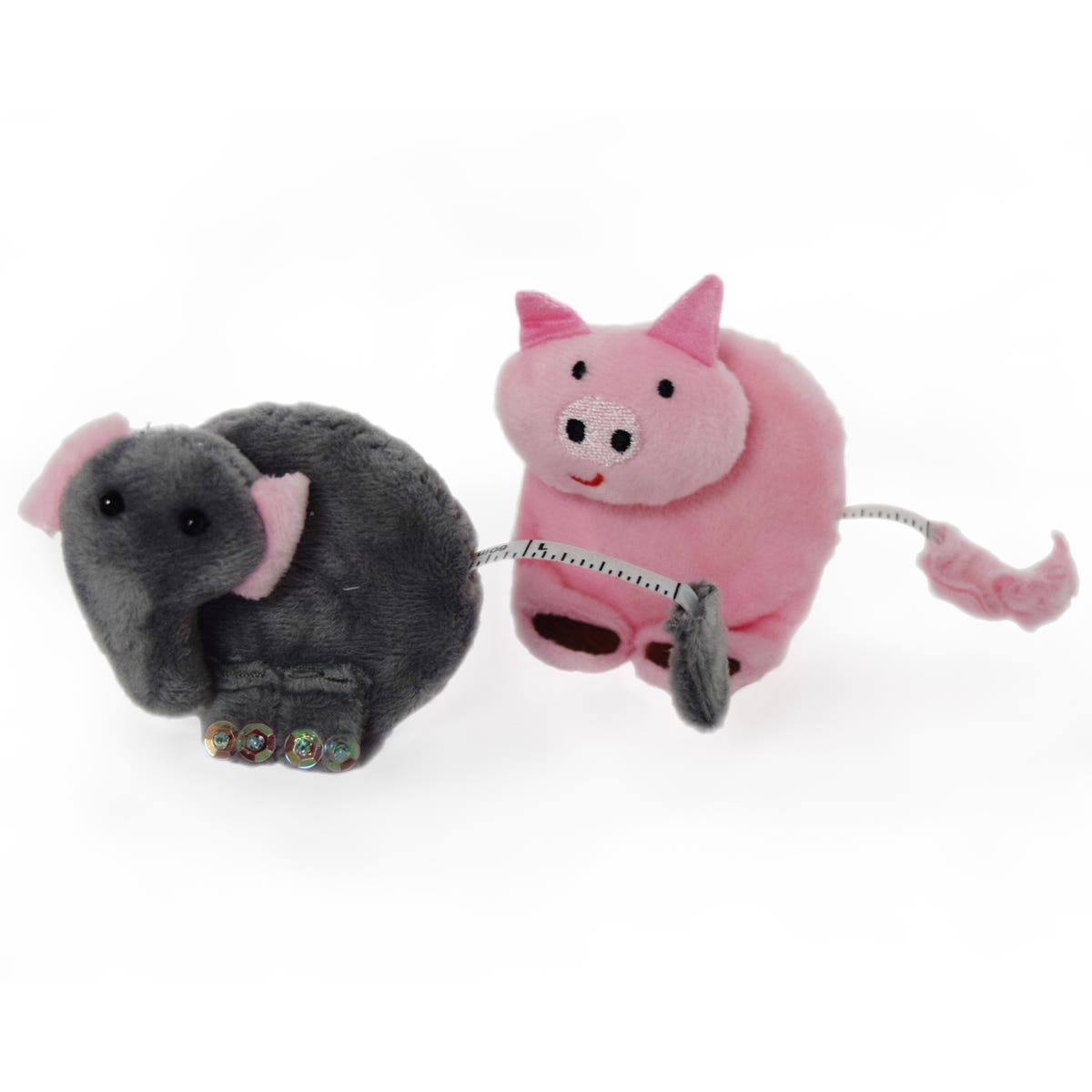 Pig & Elephant Tape Measures