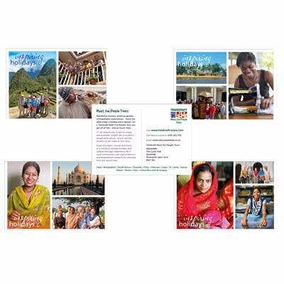 Meet the People Tours Postcards