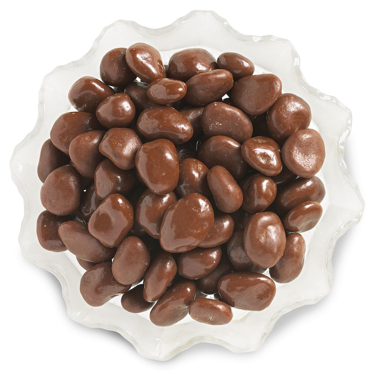 Tropical Wholefoods Chocolate Coated Raisins (150g) SINGLE