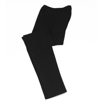 Thought Bamboo Mix Women's Black Leggings (Size 16)