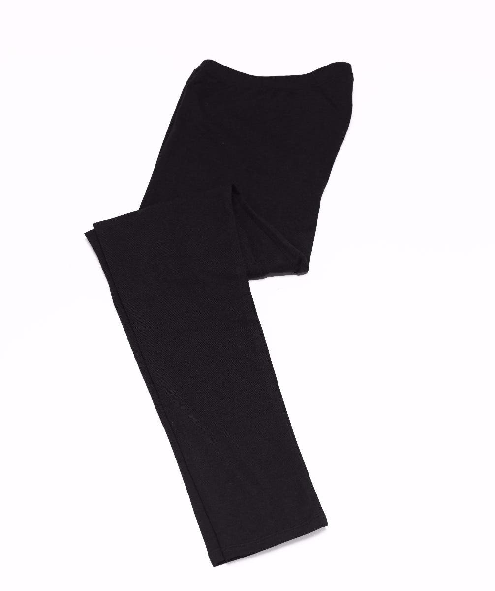 Thought Bamboo Mix Women's Black Leggings (Size 14)