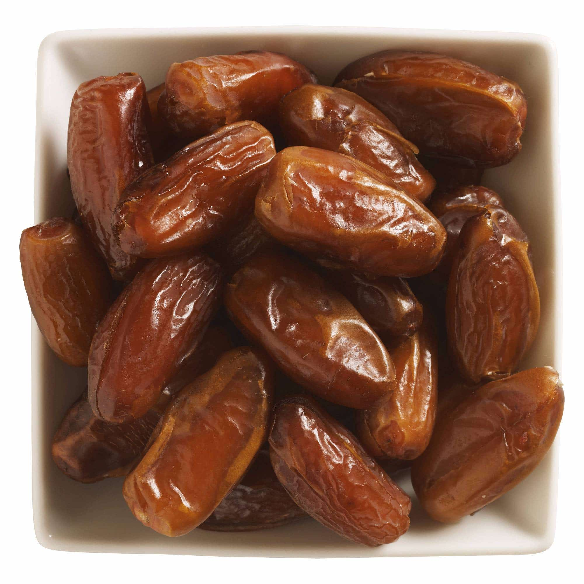 Traidcraft Organic Pitted Dates (6x250g) CASE