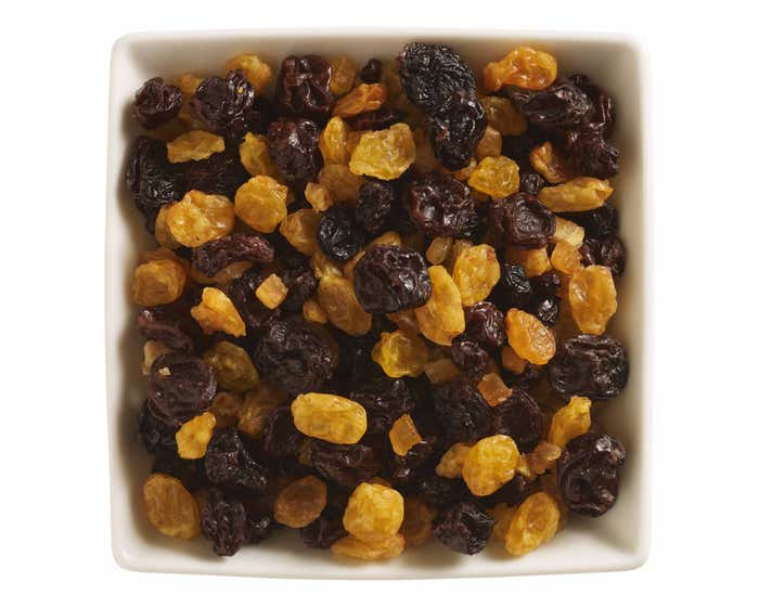 Tropical Wholefoods Traditional Mixed Dried Fruit (6x500g) CASE