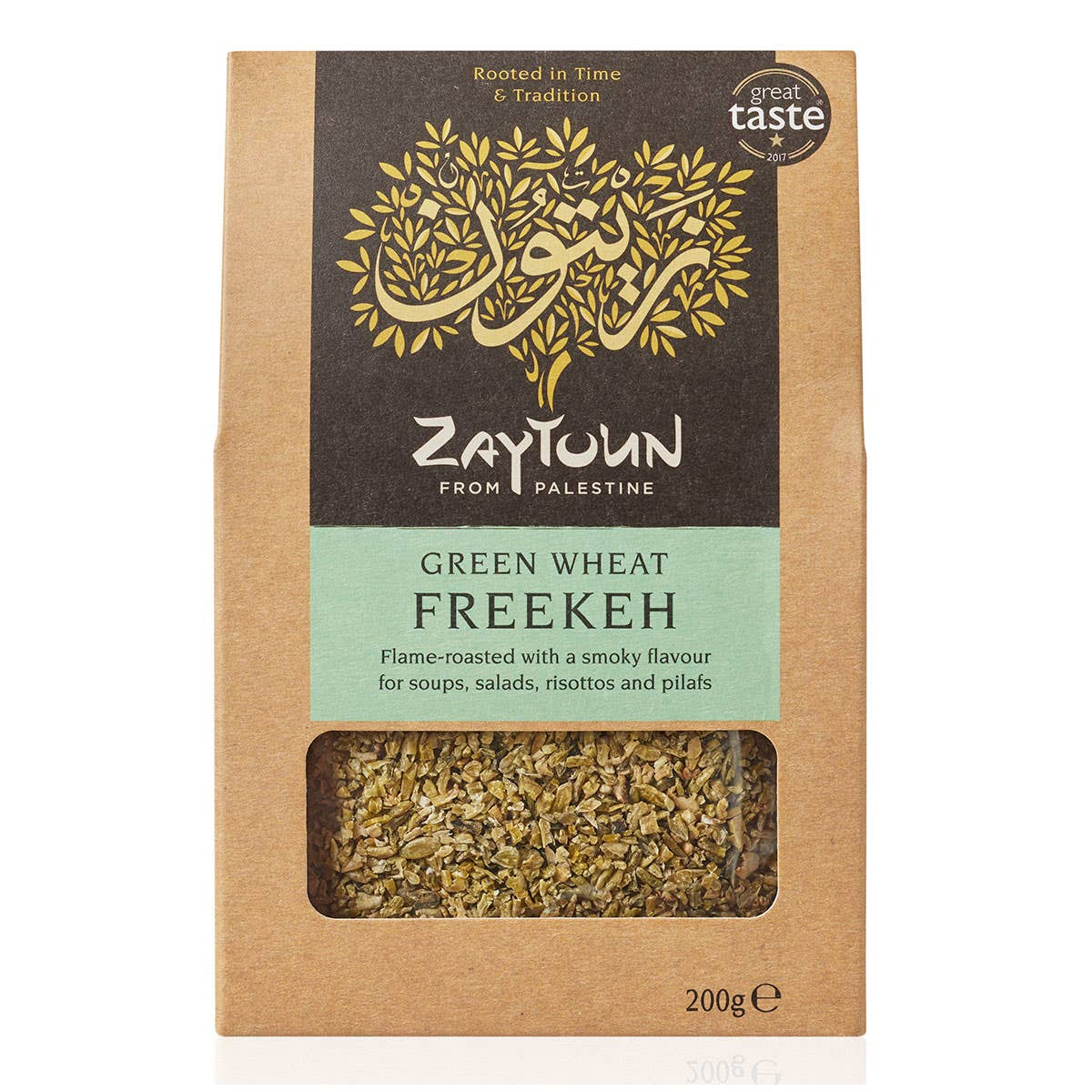 Zaytoun Smoky Freekeh (200g)