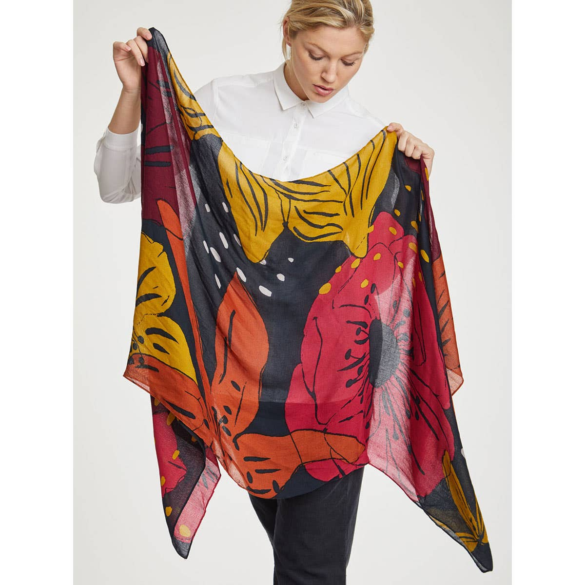 Thought Enneli 100% Bamboo Scarf