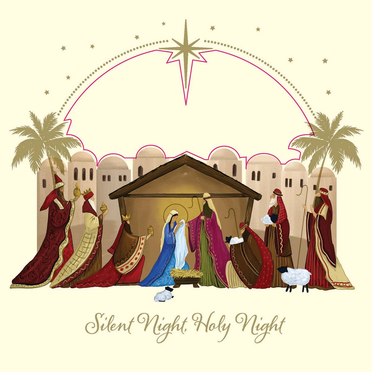 The Christmas Story Cards