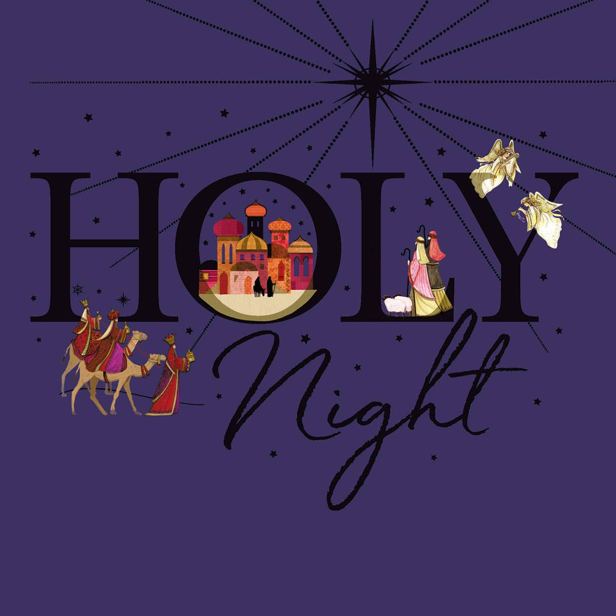 Holy Night Cards