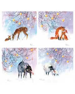 It's Cold Outside Christmas Cards