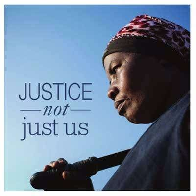 Justice Not Just Us - Gifts for Life