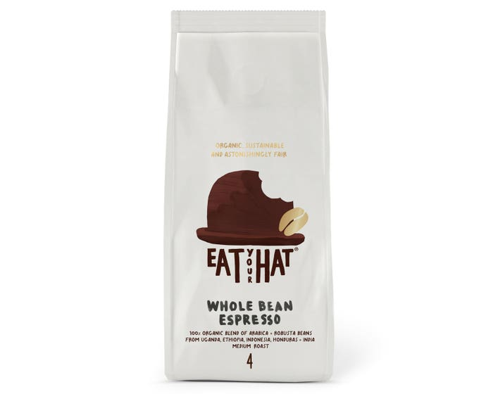 Eat Your Hat Espresso Coffee Beans (200g) SINGLE