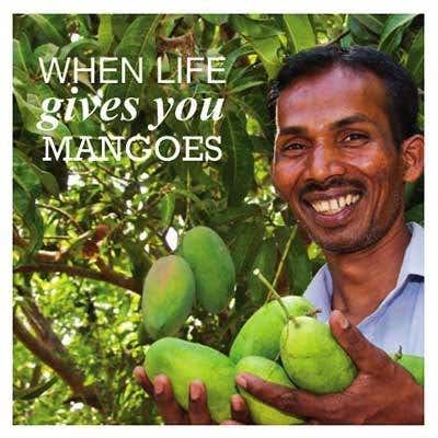 When Life Gives You Mangoes - Gifts for Life