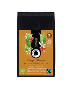 Traidcraft Organic Congo Minova Ground Coffee