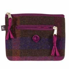 Mulberry Tweed Emily Purse