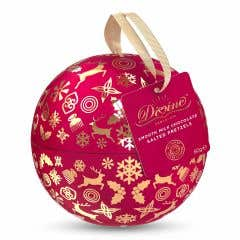 Divine Christmas Tin Bauble (60g)