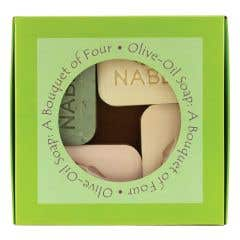 Nablus Natural Olive Oil Soap Gift Pack (4x100g)