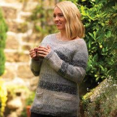 Sierra Nevada Mohair Blend Women's Sweater