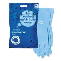 Traidcraft Rubber Gloves