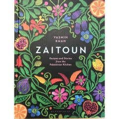 'Zaitoun' Cookbook by Yasmin Khan