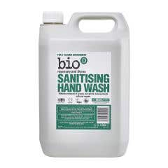 Bio-D Sanitising Hand Wash Rosemary & Thyme (5L)