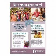 Fair Trade in your Church Leaflet