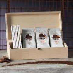 Eat Your Hat Ultimate Gift Set - Coffee & Chocolate