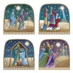 Christmas Collage Cards