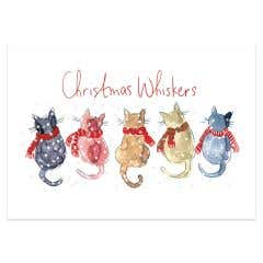 Christmas Whiskers Cards