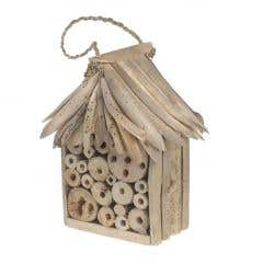 Driftwood Bee House