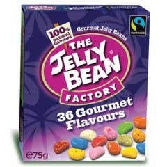 The Jelly Bean Factory 36 Gourmet Flavour Mix (75g)