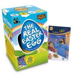 The Real Easter Egg Milk Chocolate