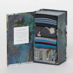 Thought Men's Allotment Bamboo, Recycled Polyester and Organic Cotton Blend Gift Pack