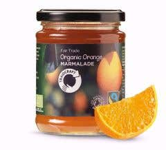 Traidcraft Organic Orange Marmalade (340g)